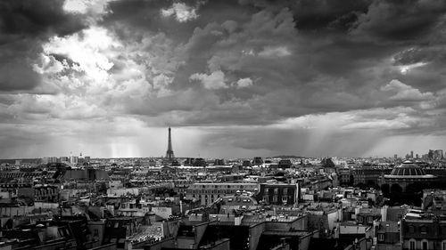 Orage Paris